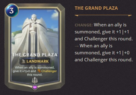 The Grand Plaza Patch 2.1.0