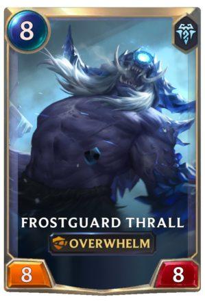 Frostguard Thrall (LoR)