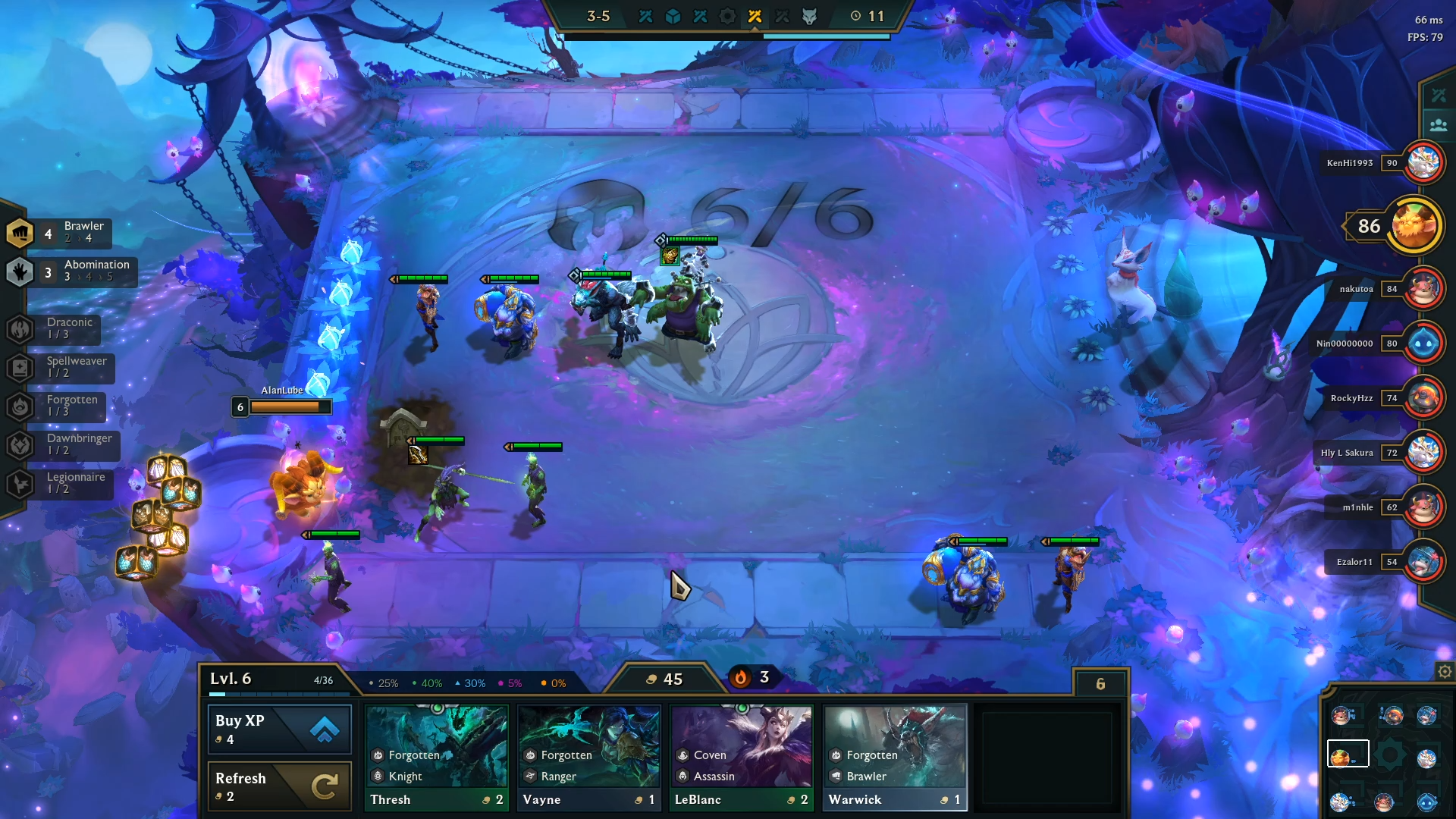 TFT Set 5 Positioning Example