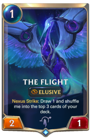 The Flight (LoR card)