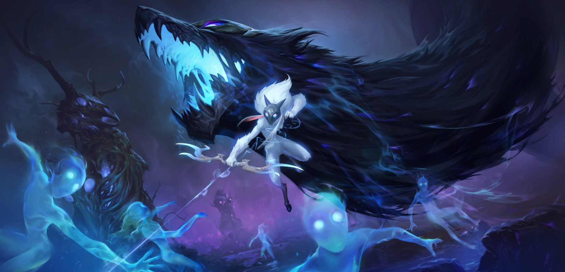 Empires of the Ascended LoR Card Impressions: Kindred (Spirit Leech, Mask Mother, and More)