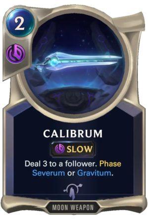 Calibrum (LoR Card)