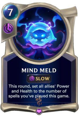 Mind Meld (LoR Card)