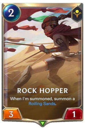 Rock Hopper (LoR Card)