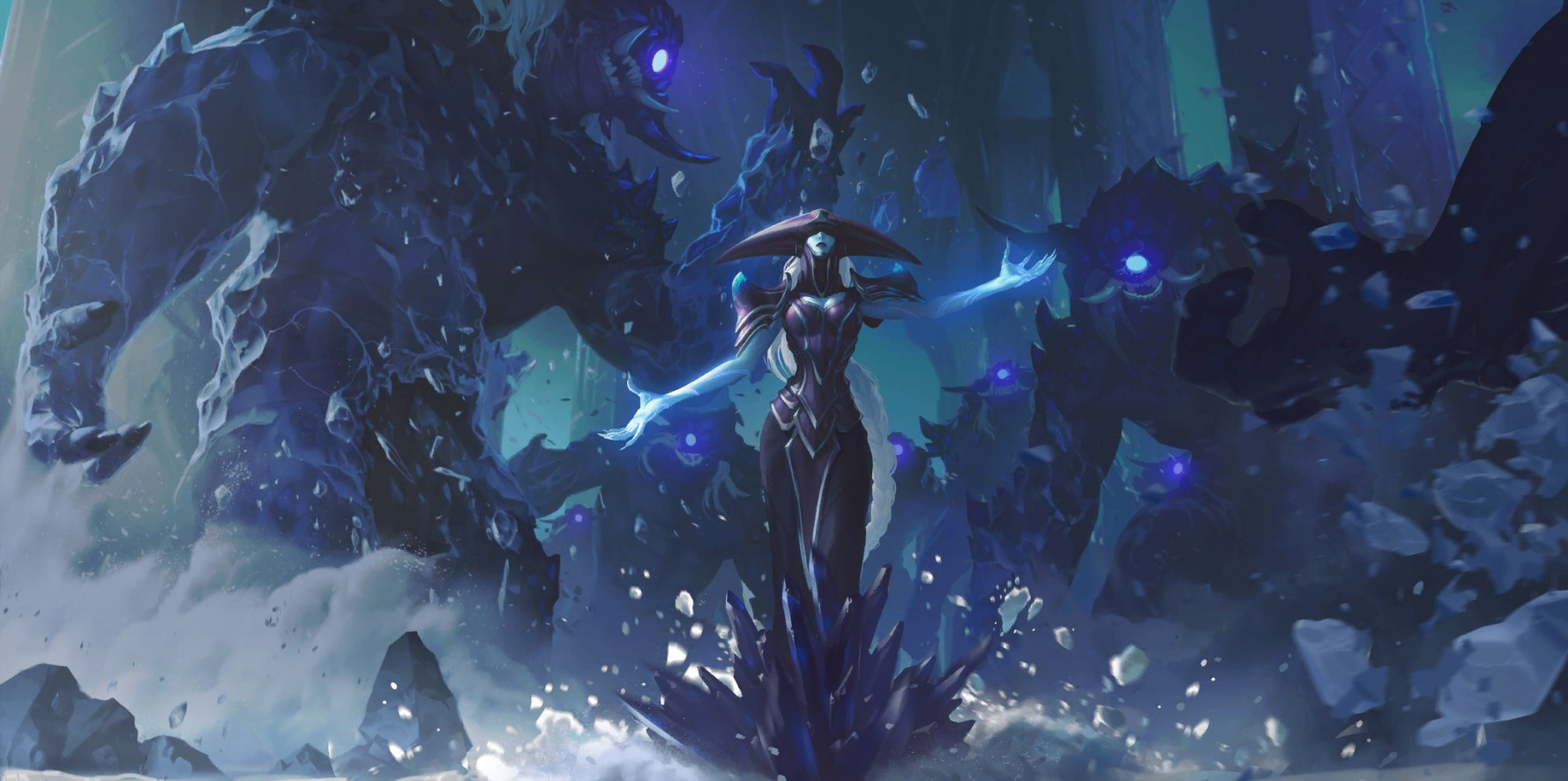 Empires of the Ascended LoR Card Impressions: Lissandra (Watcher, Entomb, and More)