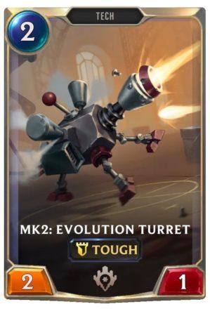 MK2 Evolution Turret (LoR Card)