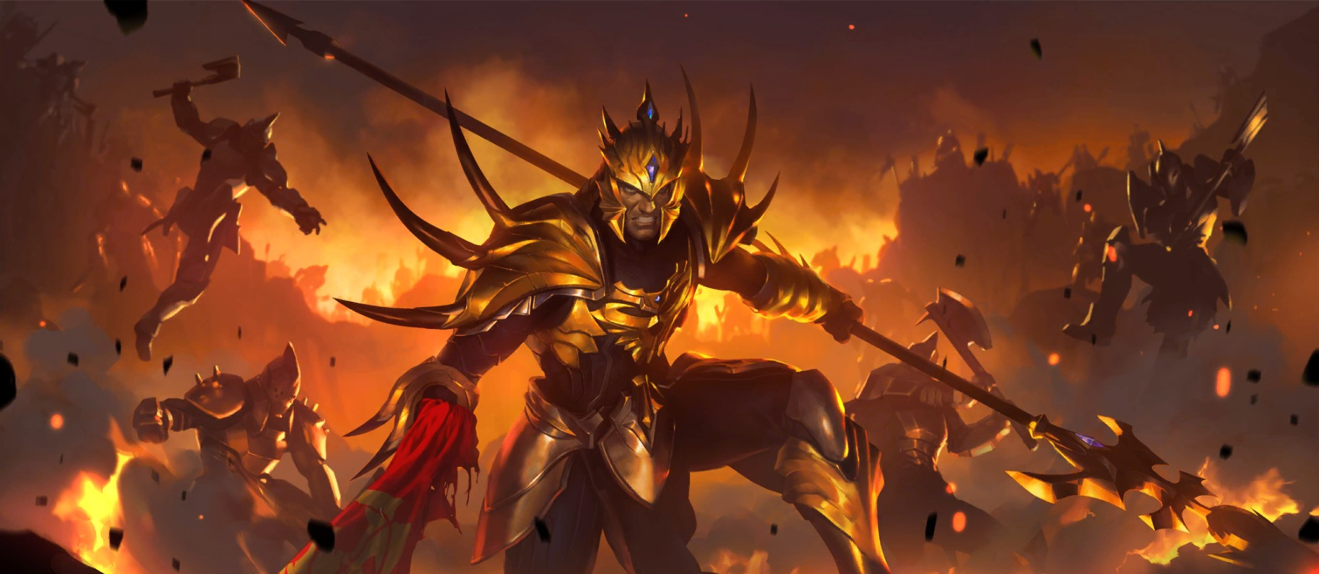 Empires of the Ascended LoR Card Impressions: Jarvan IV (King Jarvan III, Cataclysm, and More)