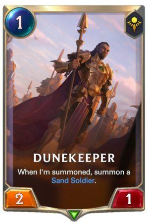 Dunekeeper (LoR Card)