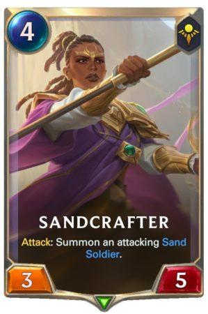 Sandcrafter (LoR Card)