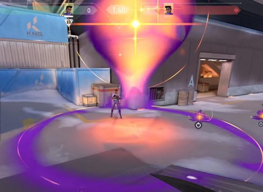 Astra Q gameplay