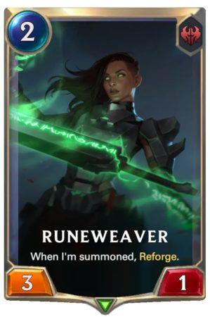 Rune Weaver (LoR Card)