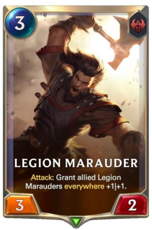 Legion Marauder (LoR Card)