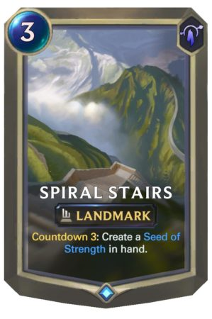 Spiral Stairs (LoR Card)