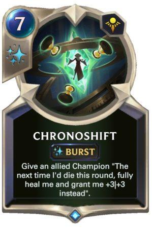 Chronoshift (LoR Card)