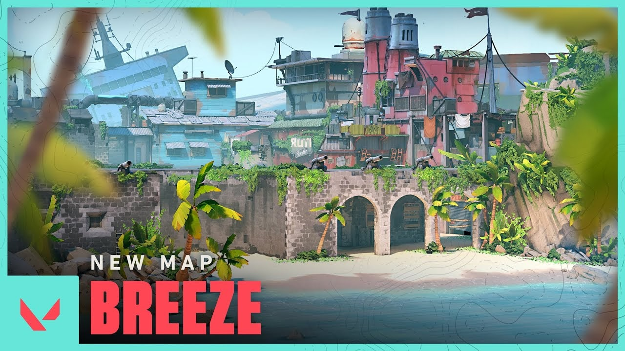 Breeze new map image