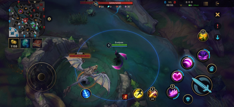 Evelynn Dragon Wild Rift