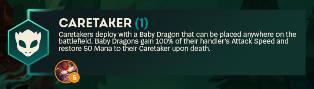 TFT Set 5 Caretaker