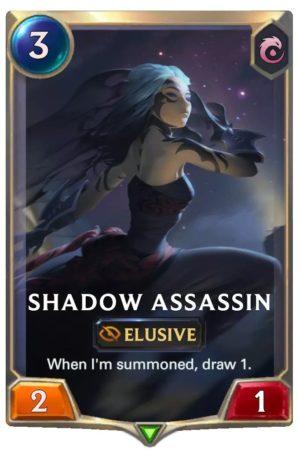 Shadow Assassin (LoR Card)