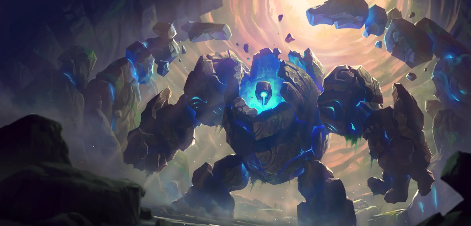Guardians of the Ancient LoR Card Impressions: Targon Landmarks (Blue Sentinel, Rockfall Path and More)