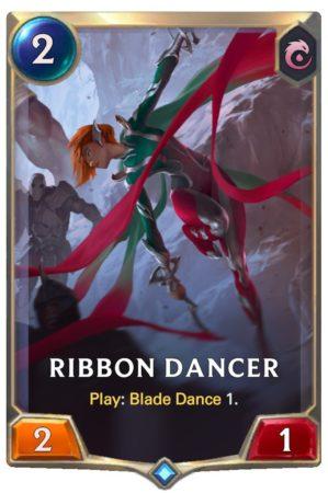 Ribbon Dancer (LoR Card)