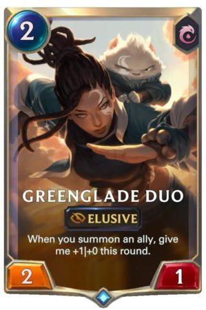Greenglade Duo (LoR Card)