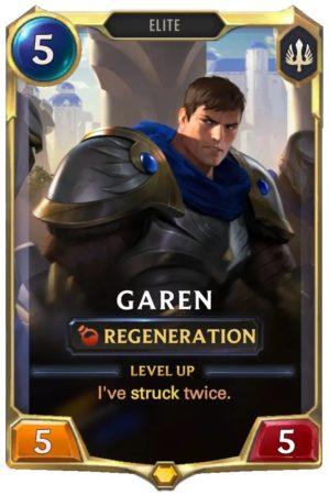 Garen (LoR Card)