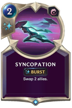 Syncopation (LoR Card)