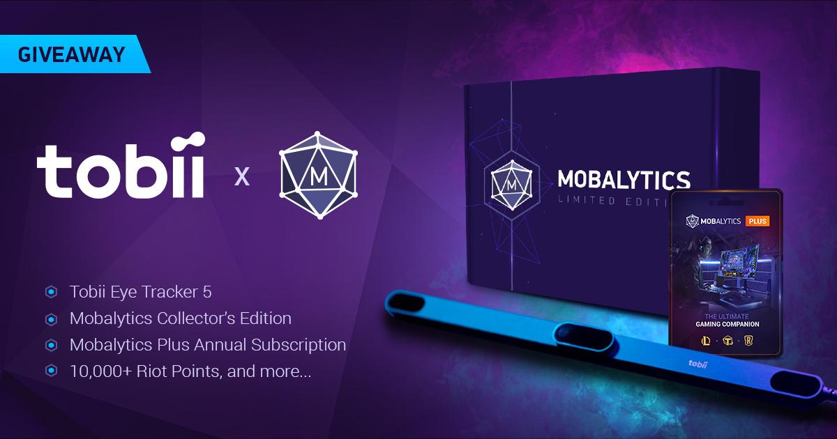 Tobii x Mobalytics Giveaway