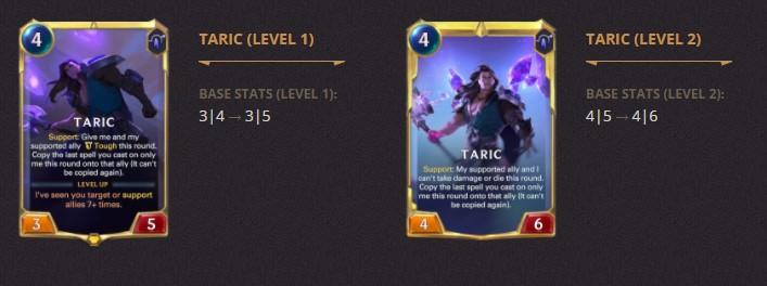 Taric Patch 2.11 (LoR)