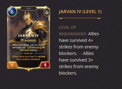 Jarvan IV Patch 2.11 (LoR)
