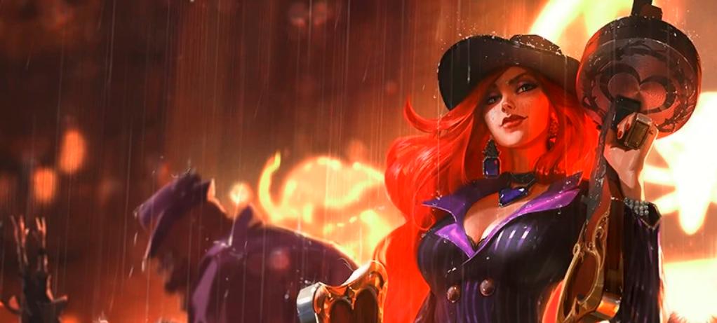 Crime City Miss Fortune Splash crop