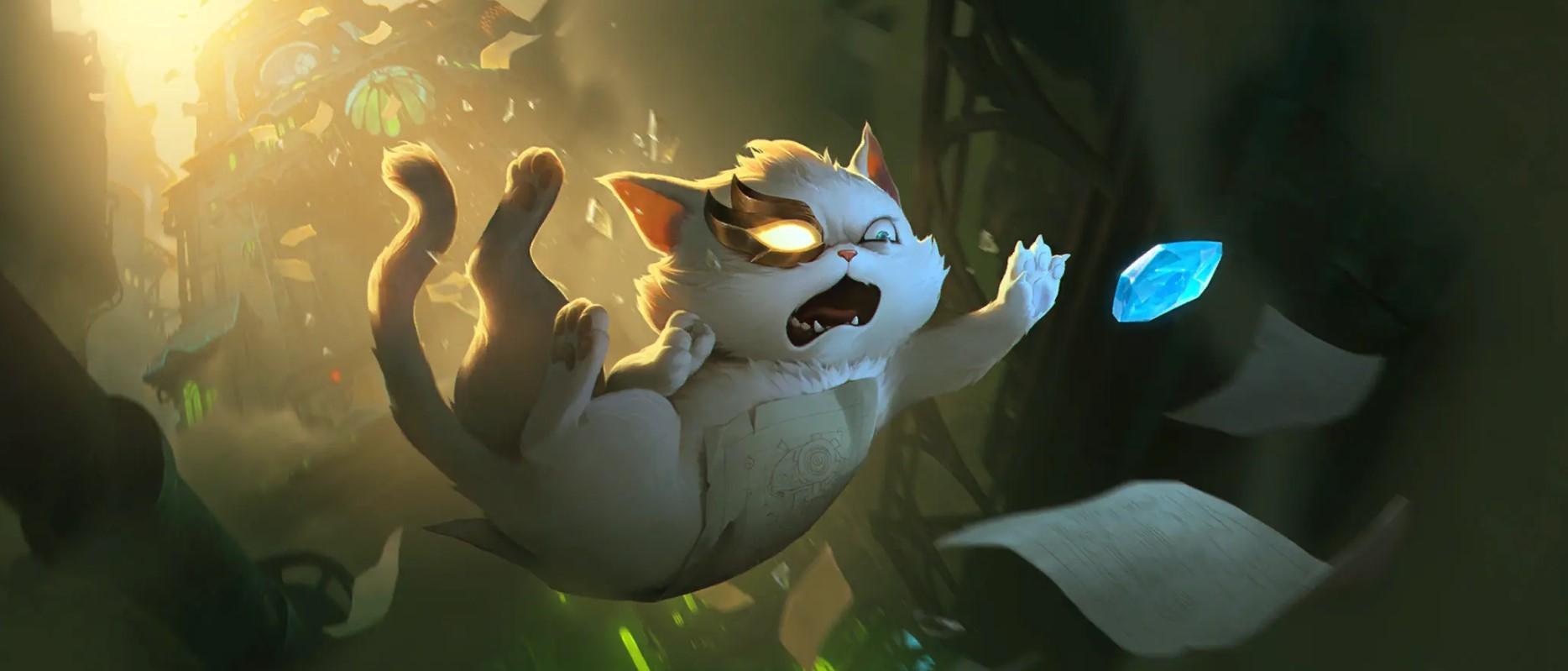 Fallen Feline (LoR splash)