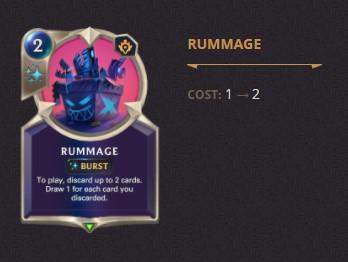 Rummage Patch 2.11 (LoR)