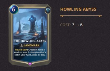Howling Abyss Patch 2.11 (LoR)