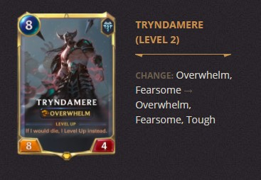 Tryndamere Patch 2.11 (LoR)