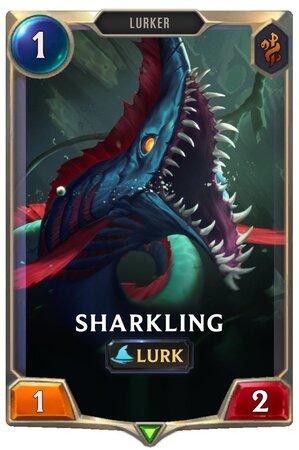 Sharkling (LoR Card)