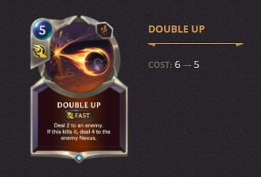 Double Up Patch 2.11 (LoR)