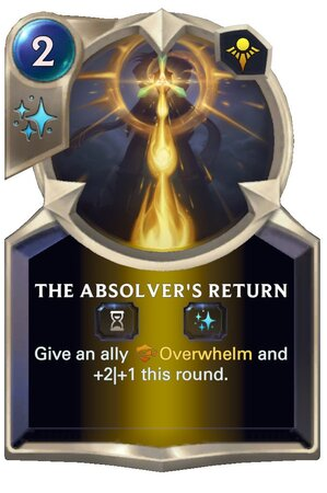 The Absolver's Return (LoR Card)