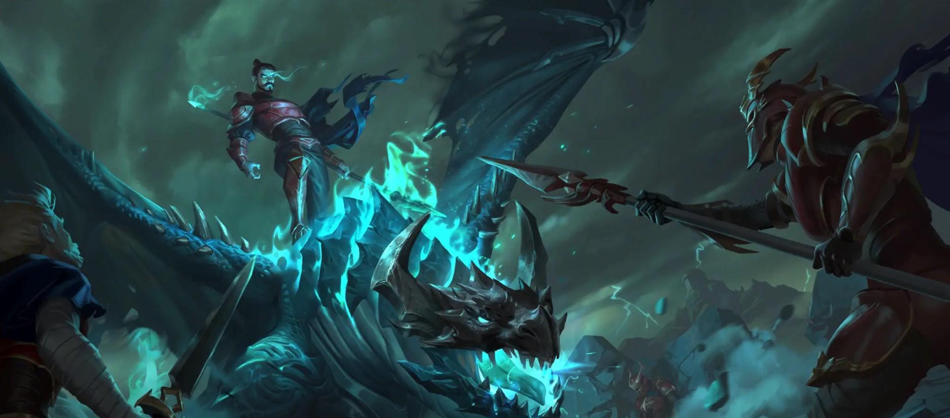 Ruined Dragonguard (LoR splash)