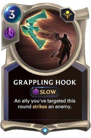 Grappling Hook (LoR Card)