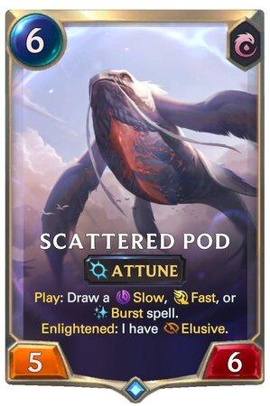 Scattered Pod (LoR Card)