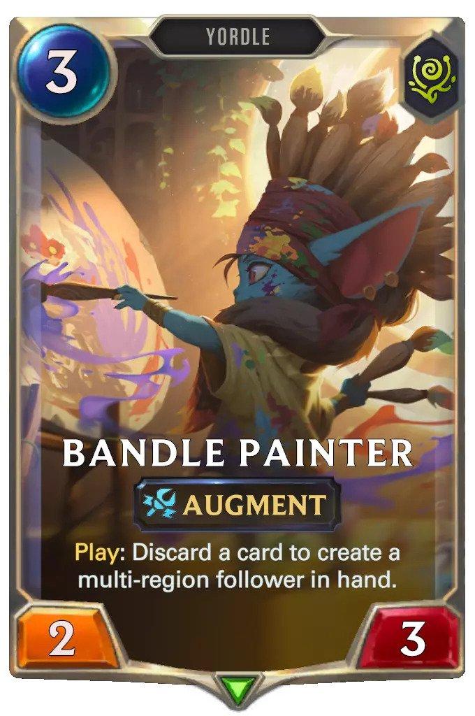 bandle painter (lor card)