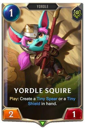 Yordle Squire (LoR Card)