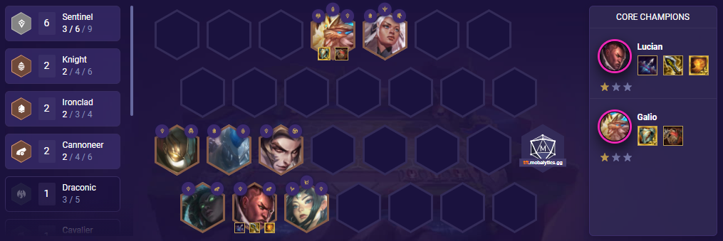 The Culling TFT Team Comp (Patch 11.17)