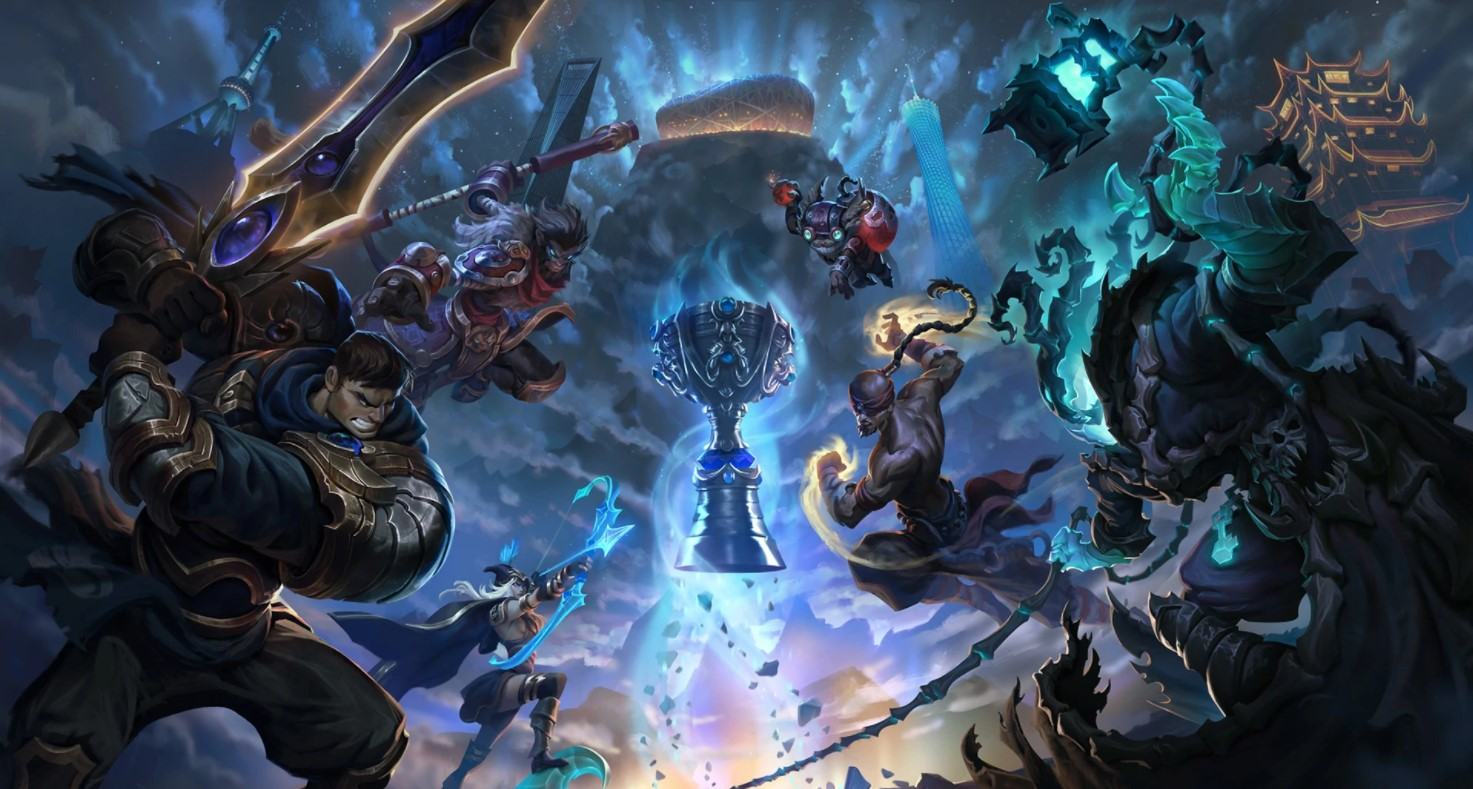 Worlds 2021 Boot Camp Summoner Names and Accounts