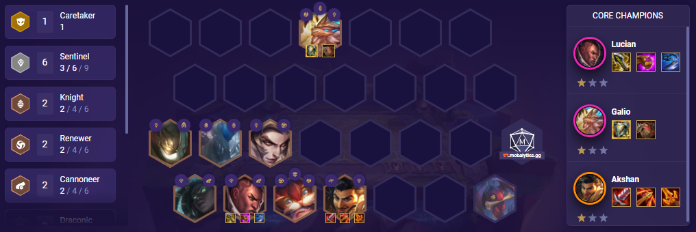 TFT The Culling Team Comp (Patch 11.19)